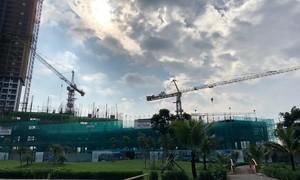 """TP.HCM: Dự án xây dựng muốn thi công, lao động phải có """"thẻ xanh"""""""