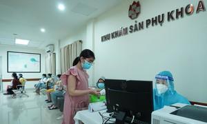 BVĐK Hồng Đức tiêm vaccine Covid-19 cho phụ nữ mang thai và cho con bú
