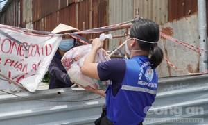 Đội SOS hỗ trợ an sinh đã hoàn thành sứ mệnh, dừng hoạt động