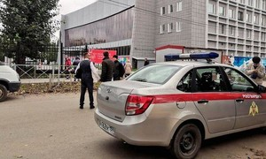 Xả súng trong khuôn viên trường đại học Nga khiến nhiều người chết