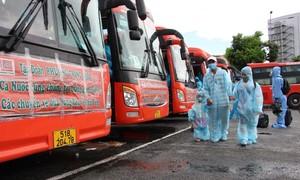 Thêm 800 công dân Phú Yên sinh sống tại Đồng Nai được đưa về quê