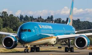 Vietnam Airlines hoàn tất công tác xin cấp phép bay thẳng đến Hoa Kỳ