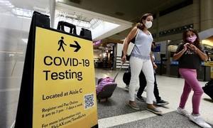 Mỹ giảm bớt các hạn chế với du khách nước ngoài tiêm vaccine đầy đủ