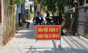 Chùm ca COVID-19 trong cộng đồng đầu tiên tại TP.Phú Quốc