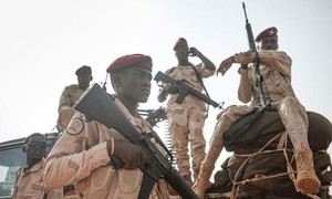 40 sĩ quan quân đội tiến hành đảo chính ở Sudan