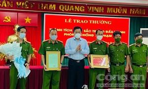 Khen thưởng các đơn vị thuộc Công an tỉnh Phú Yên phá đường dây cá độ lớn