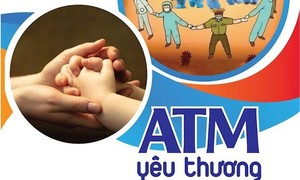 """""""ATM yêu thương"""" bảo trợ trẻ em mồ côi do dịch Covid-19"""