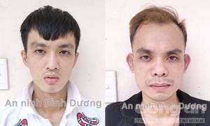 Bắt 4 thanh niên xông vào phòng trọ khống chế 2 cô gái cướp tài sản
