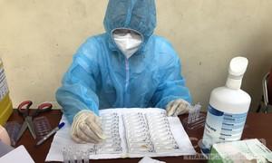 Bộ Y tế đã hướng dẫn Sở Y tế TPHCM cập nhật 150.000 F0 test nhanh