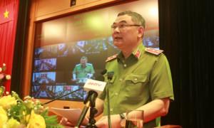 Lực lượng CAND đã huy động hơn 100.000 CBCS tham gia tuyến đầu chống dịch