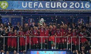 Những khoảnh khắc hạnh phúc của Nhà vô địch Euro 2016: Bồ Đào Nha