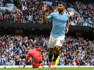 Clip trận Man City - Huddersfield