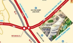 Kiến nghị bổ sung 2 tuyến đường kết nối với sân bay Long Thành