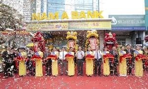 Nam A Bank khai trương tại Đồng Nai và trụ sở mới Nam A Bank Quang Trung
