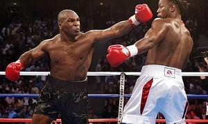 """Clip """"quả đấm thép"""" Mike Tyson thể hiện võ thuật ở tuổi 53"""
