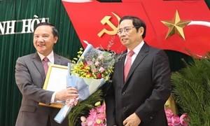 Ông Nguyễn Khắc Định giữ chức Bí thư Tỉnh ủy Khánh Hòa