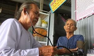 Cảm động việc làm thiện nguyện của cụ ông 72 tuổi