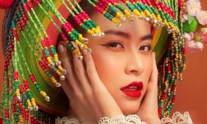 Hoàng Thùy Linh rực rỡ trong bộ ảnh thời trang mới
