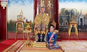 Hoàng quý phi Thái Lan bị phế truất vì 'âm mưu thay thế Hoàng hậu'