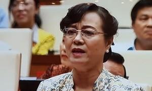 Đại biểu rơi nước mắt khi tranh luận về Bộ luật Lao động