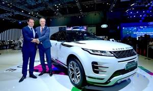 Jaguar và Land Rover thay đổi nhà phân phối tại Việt Nam