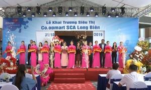 Saigon Co.op tưng bừng khai trương 4 siêu thị Co.opmart trong 1 ngày