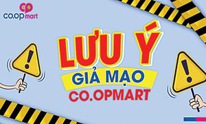 Cảnh giác với những website mạo danh Co.opmart