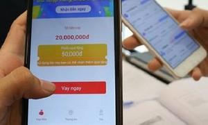 """Cảnh báo biến tướng của """"tín dụng đen"""" qua app, lãi suất 1.600%/năm"""