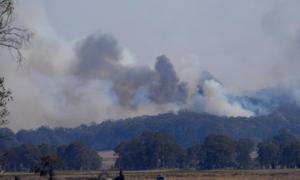 """Cháy rừng trên diện rộng, Úc cảnh báo dân """"rời đi ngay!"""""""