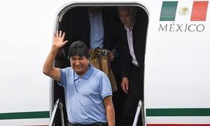 Cựu tổng thống Bolivia: Tôi phải tị nạn vì mạng sống bị đe doạ