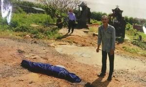 Bắt khẩn cấp chồng giết vợ rồi đốt xác