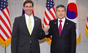 Lầu Năm Góc: Hàn Quốc sẽ trả thêm tiền để quân Mỹ đồn trú