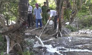 Báo động về an ninh nguồn nước ở Đồng bằng sông Cửu Long (kỳ 1)