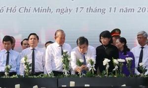 Tưởng niệm nạn nhân tử vong do TNGT tại Việt Nam năm 2019