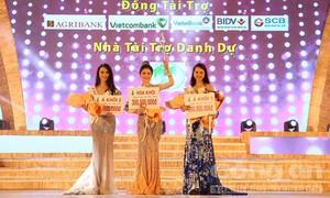 """Hai cô gái Bến Tre được xướng danh trong đêm chung kết """"Người đẹp xứ dừa"""""""
