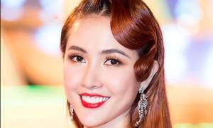 Phan Thị Mơ diện trang sức kim cương 'khủng'