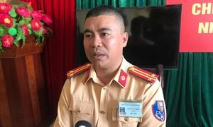 Phó Thủ tướng biểu dương hành động cứu người của Trung tá CSGT