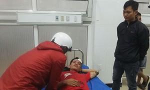 Một thanh niên bị chĩa súng vào đầu bắn gây thương tích