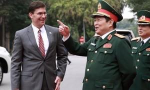 Bộ Ngoại giao lên tiếng về việc Mỹ chuyển giao tàu tuần tra cho Việt Nam