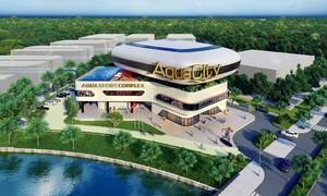 Một ngày mới vạn niềm vui tại Aqua City