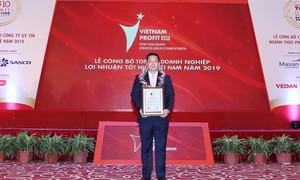 Chubb Life Việt Nam có tên trong TOP 500 DN lợi nhuận tốt nhất