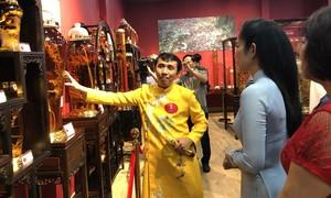 Khai trương Bảo tàng Sâm Ngọc Linh tại TPHCM