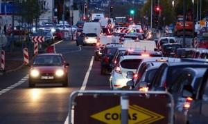 Thủ đô nước Pháp kẹt xe hơn 600 km vì biểu tình