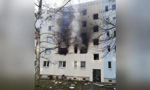 Chung cư ở Đức phát nổ, ít nhất 26 người thương vong