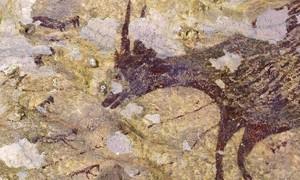 Phát hiện những bức tranh vẽ trên hang động cổ xưa nhất thế giới
