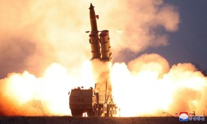 Triều Tiên: Vụ thử để chế ngự đe doạ hạt nhân của Mỹ