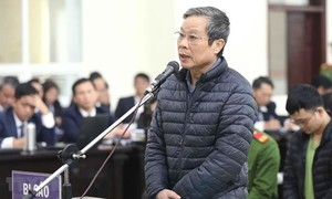 Nguyễn Bắc Son kháng cáo