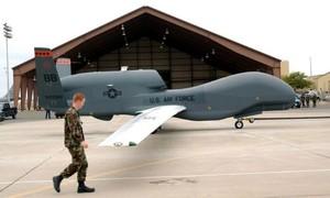 Hàn Quốc trở thành nước châu Á đầu tiên nhận UAV trị giá 123 triệu USD