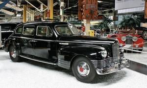 Tìm thấy chiếc limousine của cố lãnh đạo Stalin bị đánh cắp