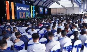 Khai mạc triển lãm bất động sản Novaland Expo 12/2019 ấn tượng
